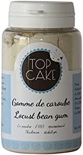 Top cake - Goma de algarrobo, 100 g