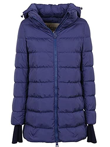 Herno Luxury Fashion Donna PI0660D120049251 Blu Poliammide Piumino   Autunno-Inverno 21