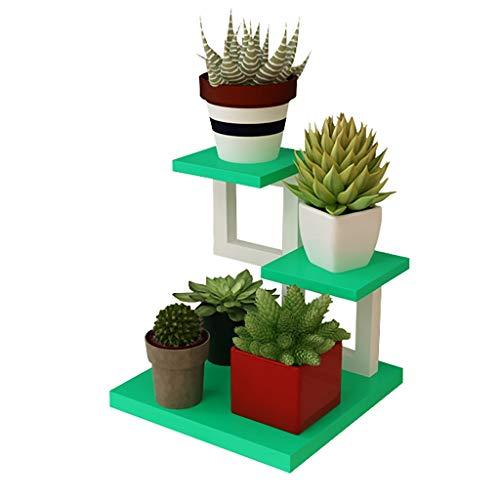 Support de fleur en métal Mini support de fleur d'usine, unité de rayonnage de support de stockage d'échelle d'affichage d'usine pour l'usage d'intérieur (Couleur : A5)