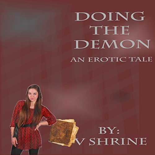 Doing the Demon audiobook cover art