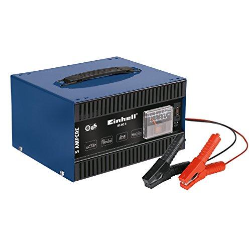 Chargeur de batterie de voiture - Einhell