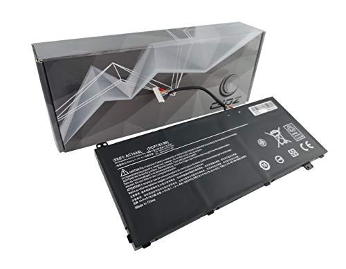 CYDZ® AC14A8L Laptop akku 11.4V 4605mAh für ACER Aspire VN7-791 VN7-791G VN7-792 VN7-792G VN7-591 VN7-591G VN7 VN7-571 VN7-571G VN7-572 VN7-572G V15 Nitro KT.0030G.001 KT.0030G.013 KT.0030G.018