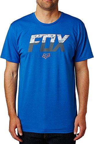 Fox T-Shirt Katch Tech, Blue, Größe S