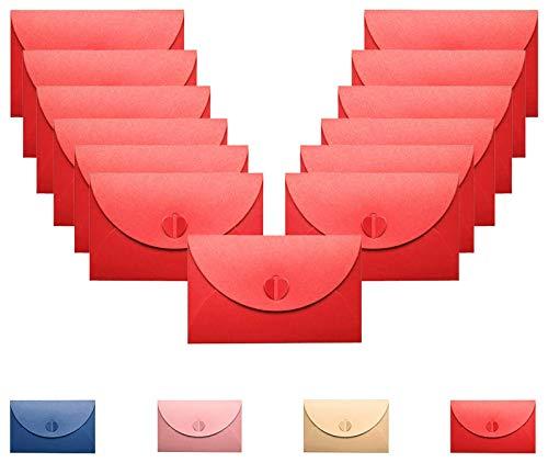 Sobres Navidad A5 Rojos Marca GLOBALDREAM