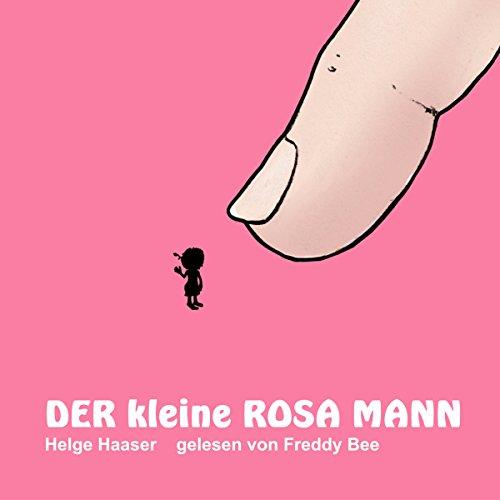 Der kleine rosa Mann 1 Titelbild