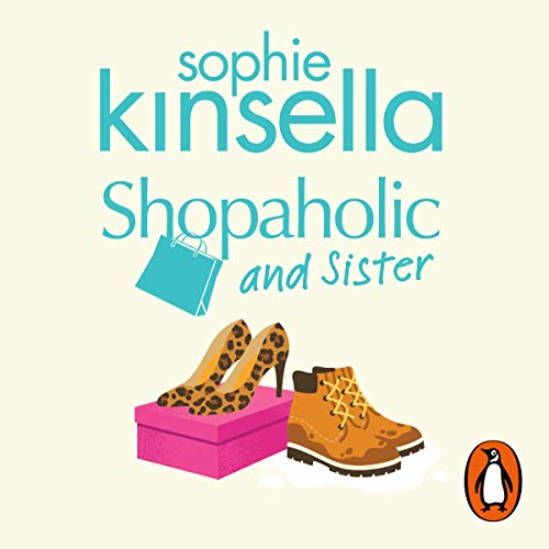Shopaholic & Sister audiobook cover art
