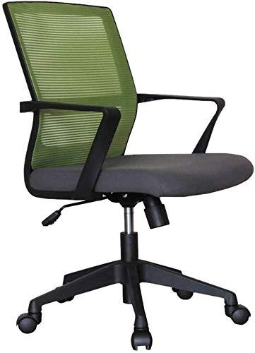 Sillas de oficina giratorias silla telesilla casa sillón de oficina videojuego malla silla telesilla personal de oficina pequeña,A