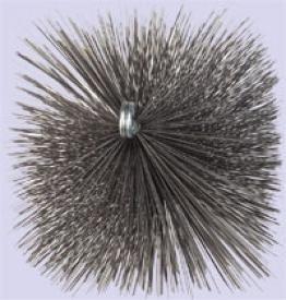 Best Buy! Chimney 23120 Square Flue Brush - 6 Inches