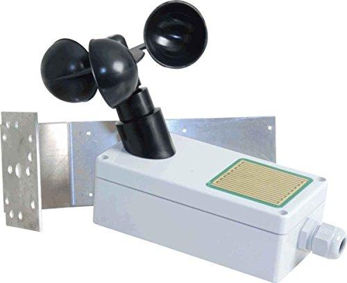 WindowMaster Wind-/Regensensor WLA 330 0101 24V Technischer Melder für Gefahrenmeldesystem 5706654001152