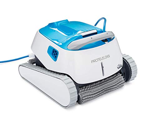 Read About DOLPHIN Proteus DX5i Robotic Pool Cleaner with Bluetooth Capabilities for Stress-Free Poo...