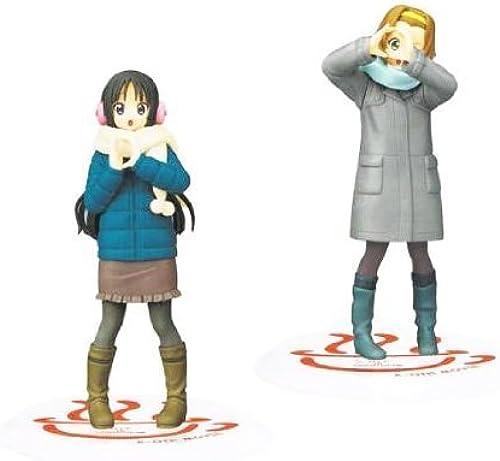 nueva marca 'Ll in  DX Figure Figure Figure  K-movie  All two Akiyama Mio and Ritsu Tainaka  (japan import)  cómodo
