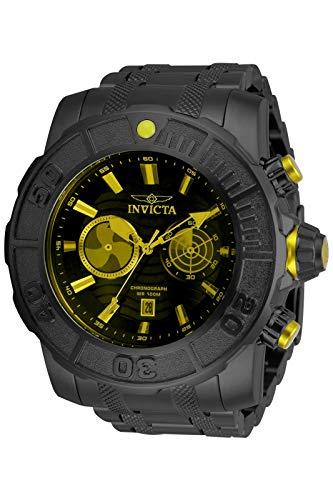 Invicta Coalition Forces 33321 Reloj para Hombre Cuarzo - 58mm