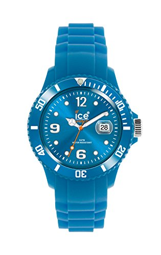 Ice-Watch - ICE Summer 2011 Maar blauw - Unisex polshorloge met siliconen armband - 013768 (medium)
