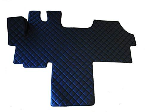 Texmar Fußmatten, passend für Peugeot Boxer, Citroen Jumper/Relay, Fiat Ducato 2006–2018 Linkslenker, Eco-Leder