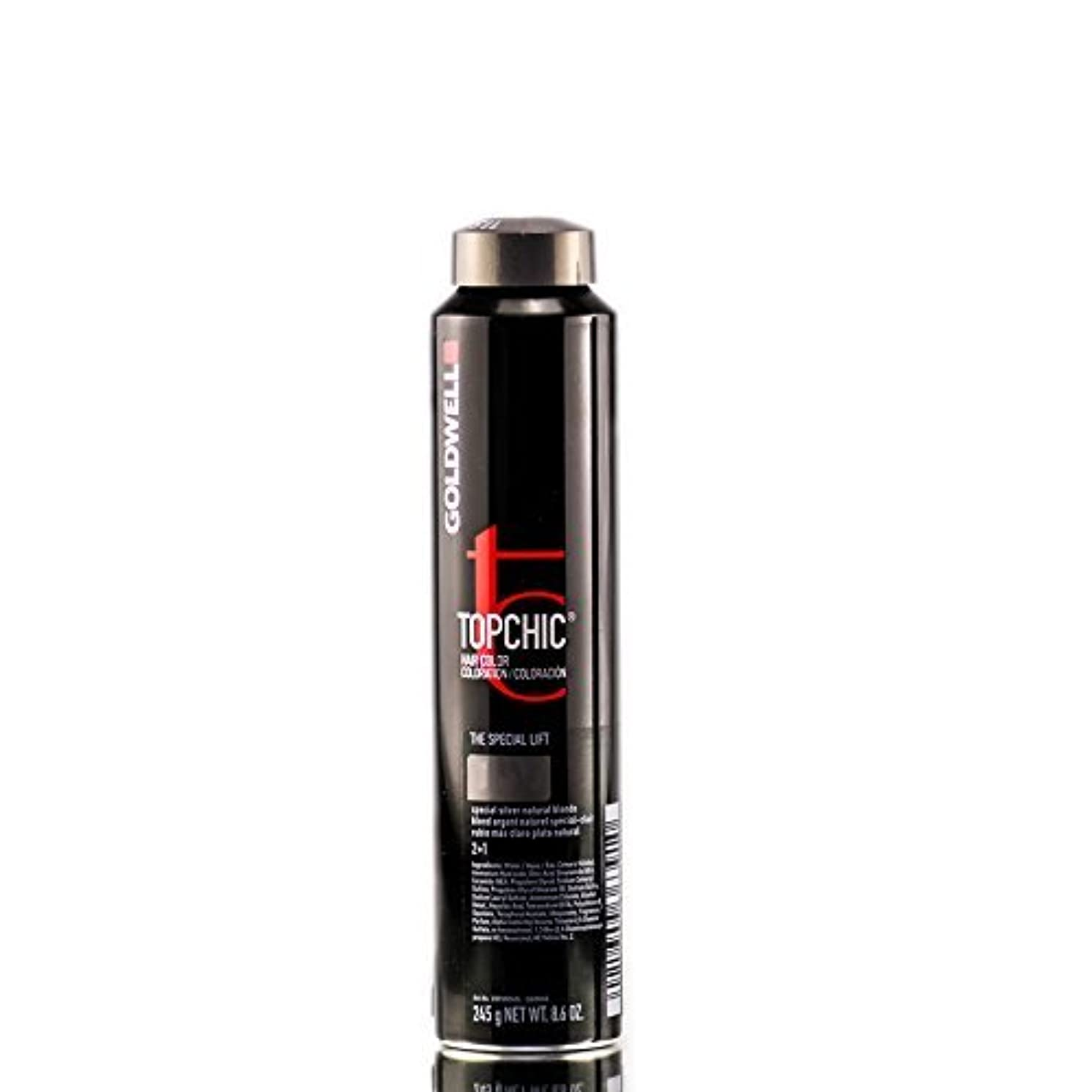 ズボン技術的なロッドGoldwell Topchic髪の色、 11pbパールブロンド