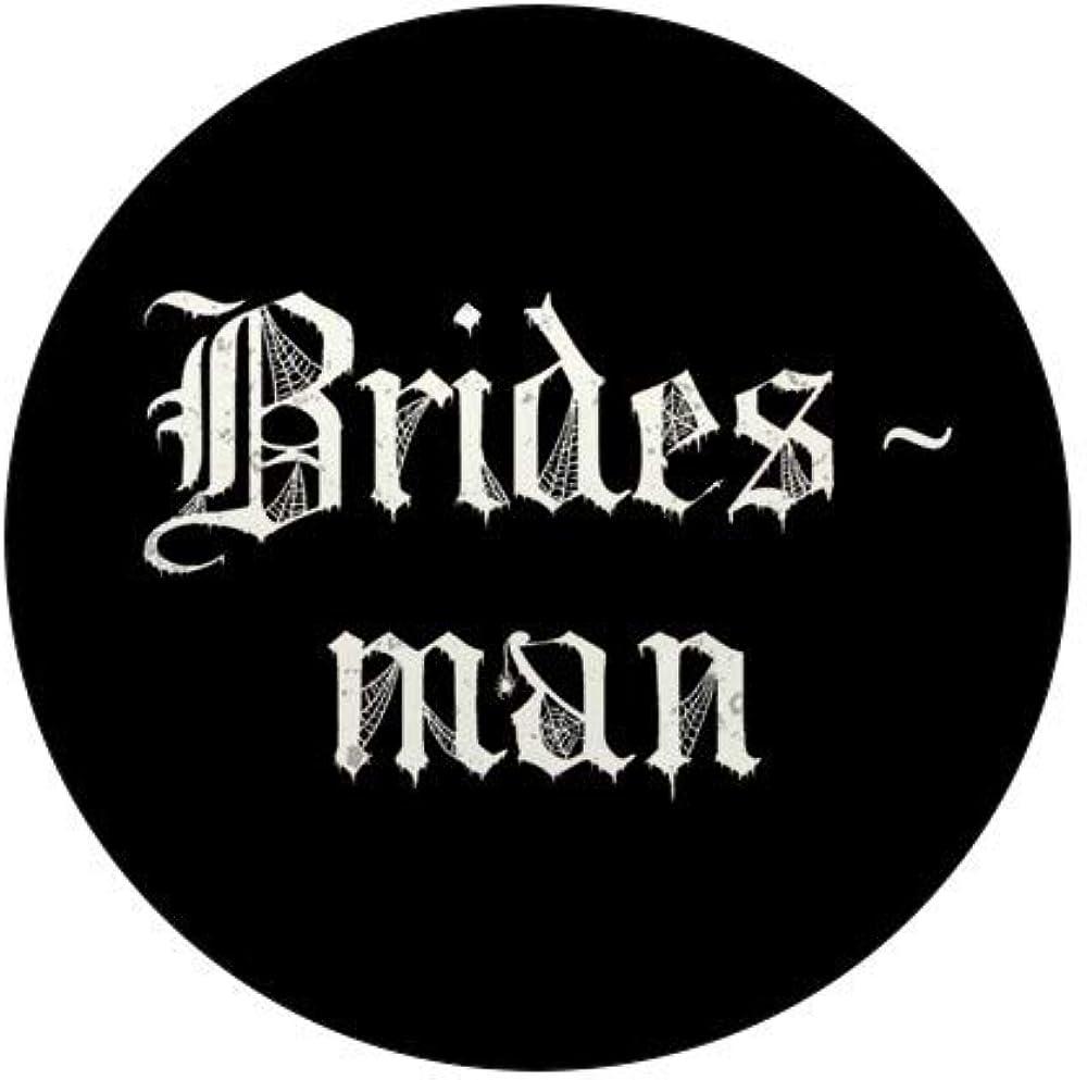 CafePress Gothic Text Bridesman 1