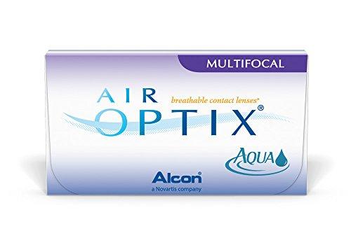 Alcon–Kontaktlinsen–Air Optix Multifocal 6UNID. Add. Hohe