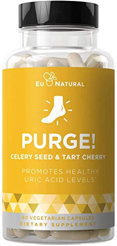 Purge! Uric Acid Cleanse & Joint Support – Ready...