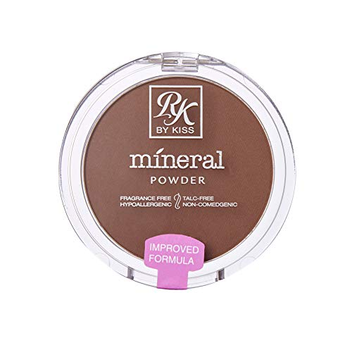 RUBY KISSES MINERAL POWDER 0.35oz (RMP16 Ebony)