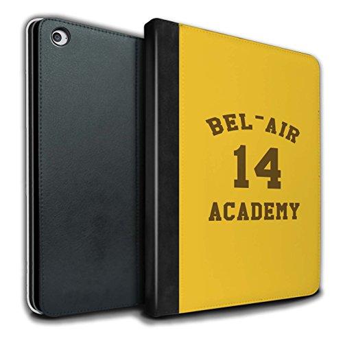Stuff4 PU Boek/Over/Case/IP-TSB/Grappige Prins Sitcom Collectie Apple iPad Air 2 Bel Air Academie