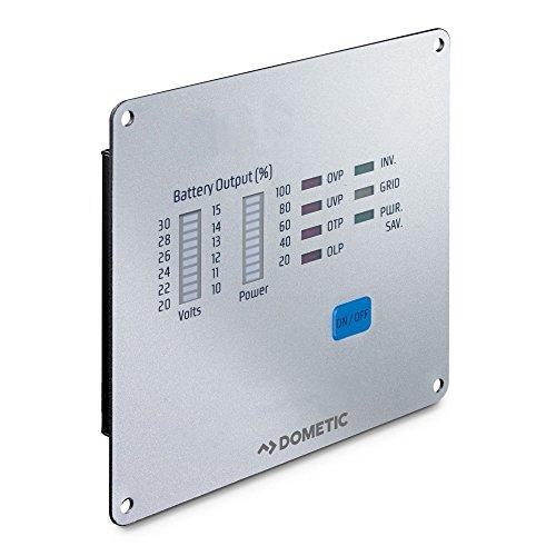 Dometic 9102600001 Fernbedienung MCR 7 für Wechselrichter MSI und MSP