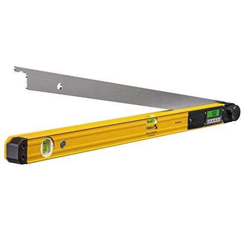 STABILA Elektronik-Winkelmesser TECH 700 DA, 80 cm, mit Digital-Display