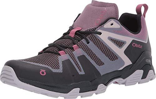 Oboz Arete Low Hiking Shoe - Women's Blush 6.5