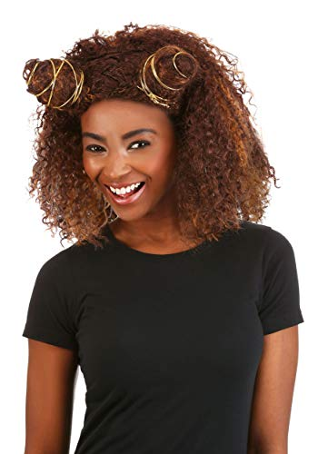 Fun Costumes Women's Scary Spice Wig Sassy Girl Power Standard