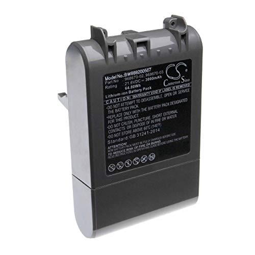 11S Battery 3400mAh Intensilo for Eufy Robovac 11 4INR//19//66