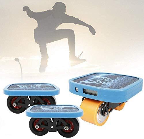 SLM-max Niños en patineta,Tabla de Deriva eléctrica, monopatín Fresco de 2 Ruedas, patineta Hoverboard, con Control Remoto, para Adultos/jóvenes