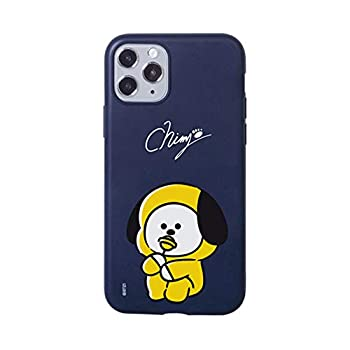 BT21 Official Hang Out Cutie Color Soft Phone Case for iPhone 11/iPhone 11 Pro/iPhone 11 Pro Max/iPhone Xs MAX/XR/XS/X/8+/7+/8/7/6+/6