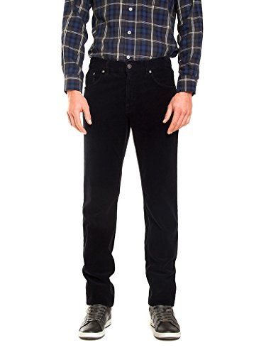 Carrera Jeans - Pantalone per Uomo, Tinta Unita, Velluto IT 54