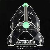 JIALUN ZFX-DAYIN, Impresora 1 Juego Carrete acrílico 3D de filamentos de Mesa de Montaje en Rack ABS/PLA Bloque de Soporte Consumibles Marco de ABS/sostenedor del Marco del Marco del Alambre PLA