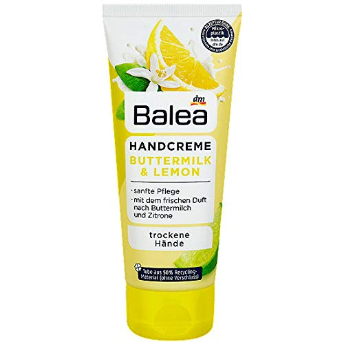 Balea Handcreme Buttermilk & Lemon, 100 ml