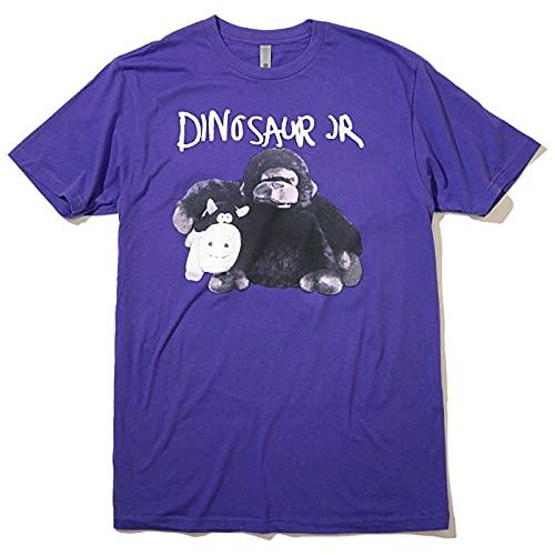 DINOSAUR Jr. ダイナソージュニア 公式 Tシャツ Wagon-Purple-M