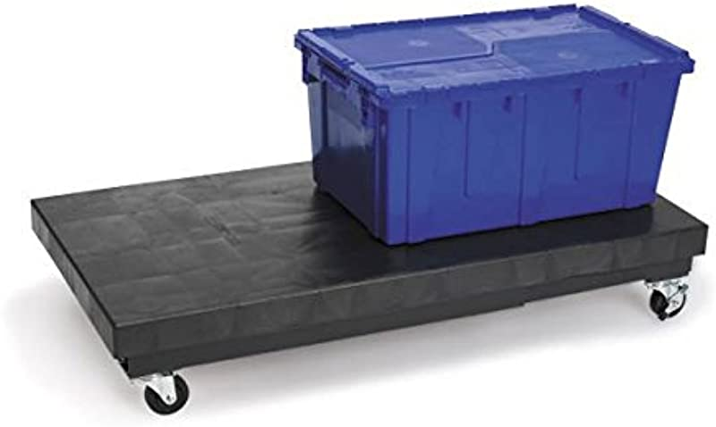 Mobile Dunnage Rack 36 L X 24 W X 9 H 1000lb Weight Capacity