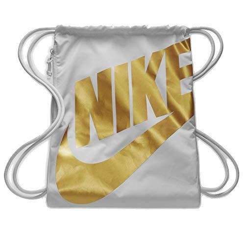 Nike 2018 Sacca, 45 cm, Multicolore (Vast Gris/Dorado)