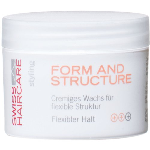 Swiss Haircare Form & Structure Creme-Wachs, 50 ml