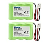 Kastar 2-Pack Battery Replacement for Eton/GRUNDIG FR360, Eton/GRUNDIG FRX3, Eton/GRUNDIG Axis Radio