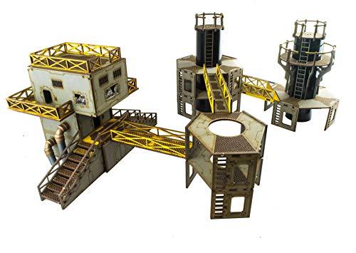 Socles rectangulaires en Plastique 25mm x 50mm avec Fente Miniatures Figurines Wargaming Base D/écor Quantit/é /à Choisir - Wargames Historiques RPG War World Gaming