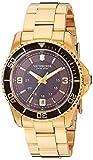 Victorinox Women's 241614 Maverick Analog Display Swiss Quartz Gold Watch