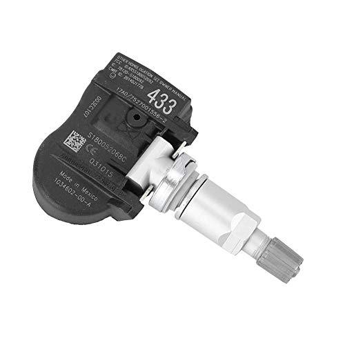Suuonee Automotive Reifendrucksensor, TPMS Reifendrucksensor Autoreifen Drucksensor Luftdrucksensor für Optima Ioniq Genesis G90 OE: 52933D4100