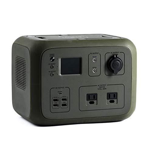 ポータブル電源 PowerArQ2 オリーブドラブ (500Wh/45,000mAh/11.1V/正弦波 100V 日本仕様) 正規保証2年 AC50-OD AC50-OD