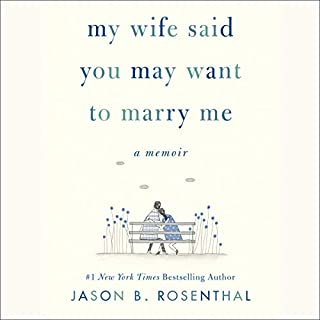 My Wife Said You May Want to Marry Me cover art
