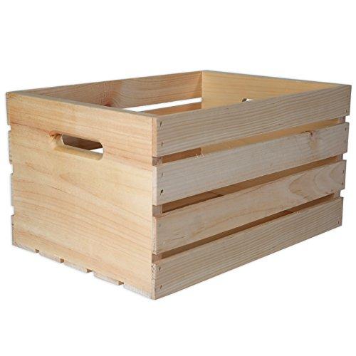 Demis Decorative Storage Crate