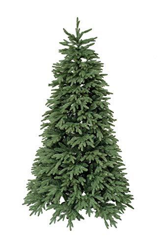 XONE Albero di Natale Kennedy 180cm | Pino Realistico ed Elegante | Abete in PE Effetto Real Touch + PVC Altissima qualità