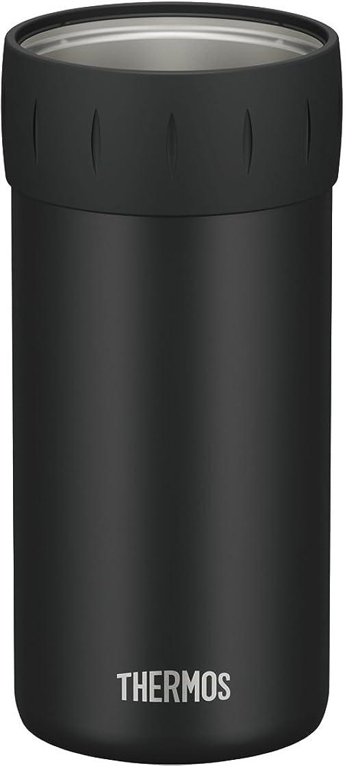 豚器具故意にサーモス 保冷缶ホルダー 500ml缶用 ブラック JCB-500 BK