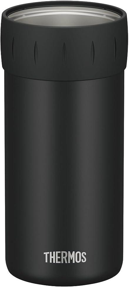 代わりにを立てる成果インドサーモス 保冷缶ホルダー 500ml缶用 ブラック JCB-500 BK