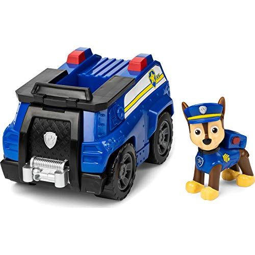PAW Patrol Chases Polizeiwagen und Figur (Basic Vehicle)