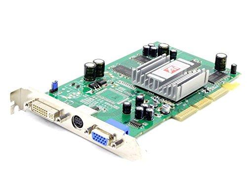 Sapphire 1024-9C13-04-SA ATI Radeon 9200 128MB DDR V/D/VO VGA DVI TV Video Card (Generalüberholt)
